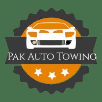 Pak Auto Towing Logo